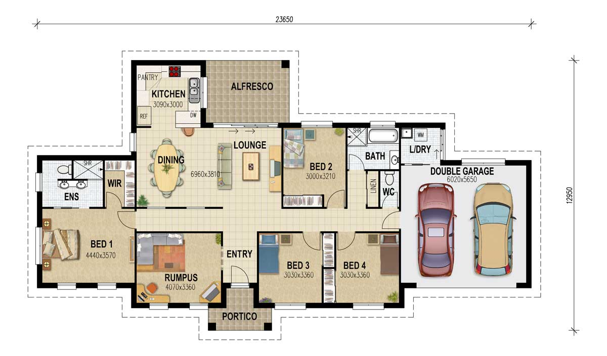 Large acreage home designs australia awesome home for House plans for acreage